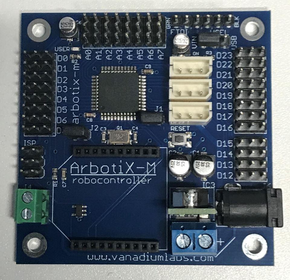 Carte ArbotiX-M